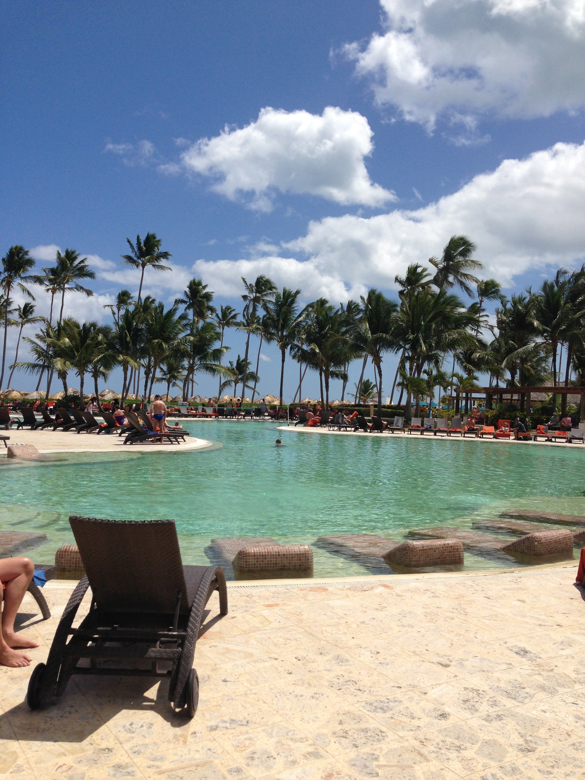 Updates and Renovations to Secrets Royal Beach and Now Larimar Punta Cana