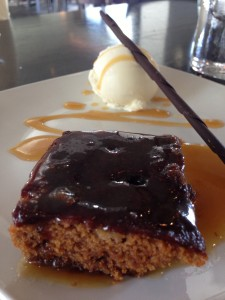 Bella Sticky Toffee Pudding Drover