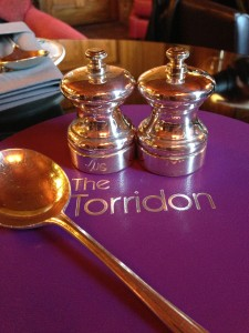 Torridon Salt Shakers