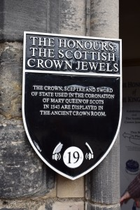 Edinburgh Castle Jewels