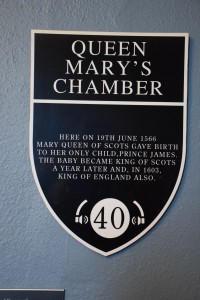 Edinburgh Mary's Chamber