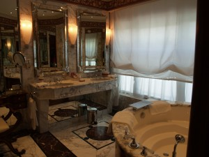 Bella Travel Cipriani Bath
