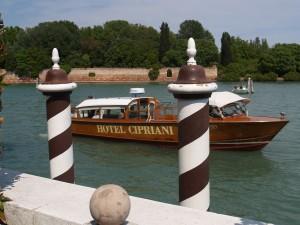 Bella Travel Cipriani Boat