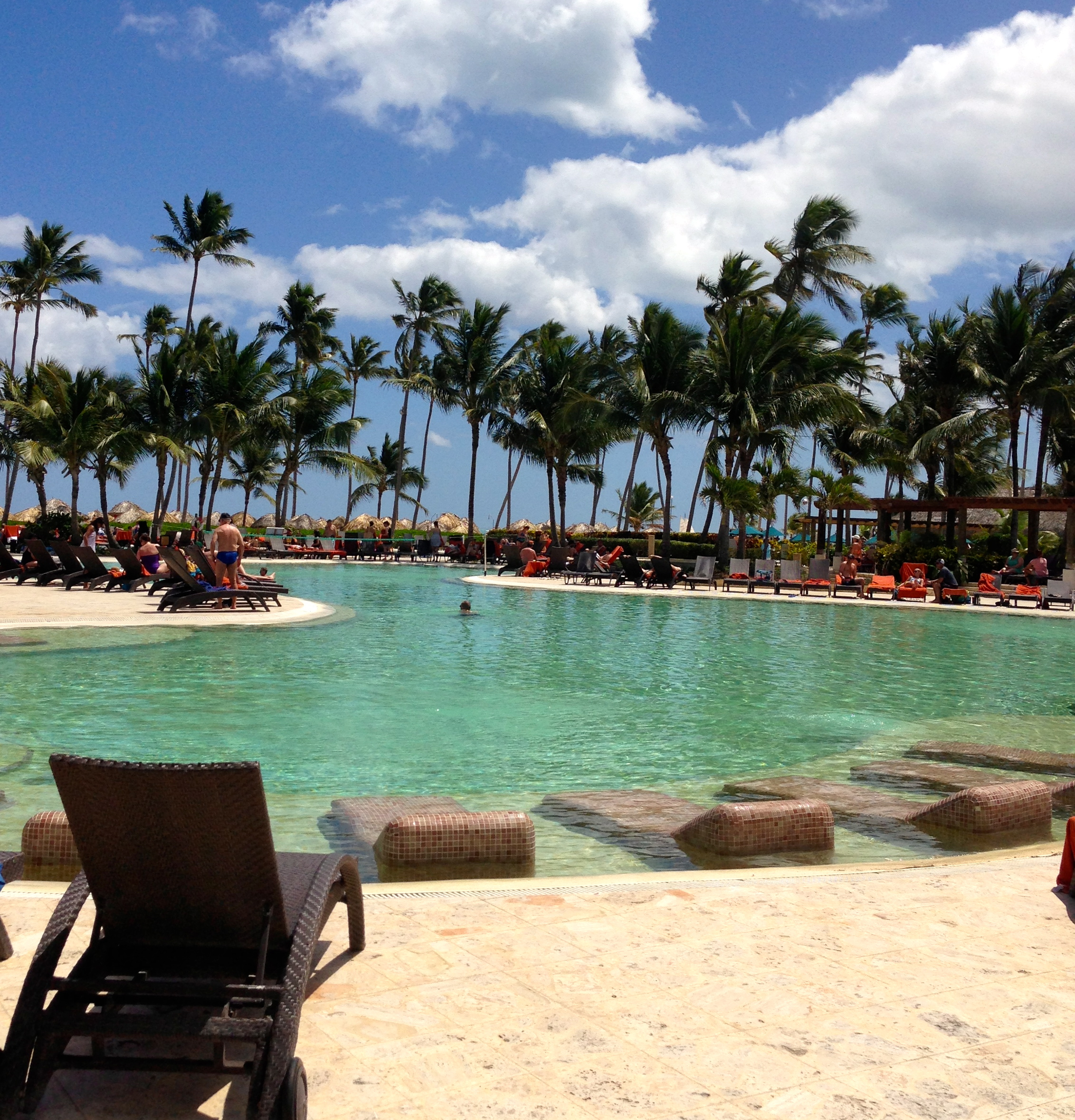 Pool Bar Picture Of Secrets Royal Beach Punta Cana
