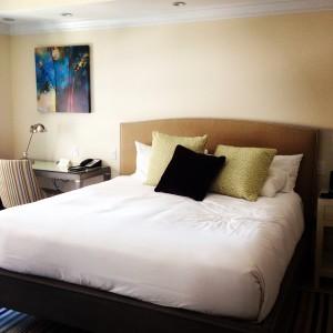 Cincinnatian Room Bed