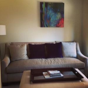 Cincinnatian Room Couch
