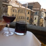 Cortona Lunch with a View