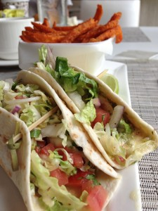 Sonesta Fish Tacos