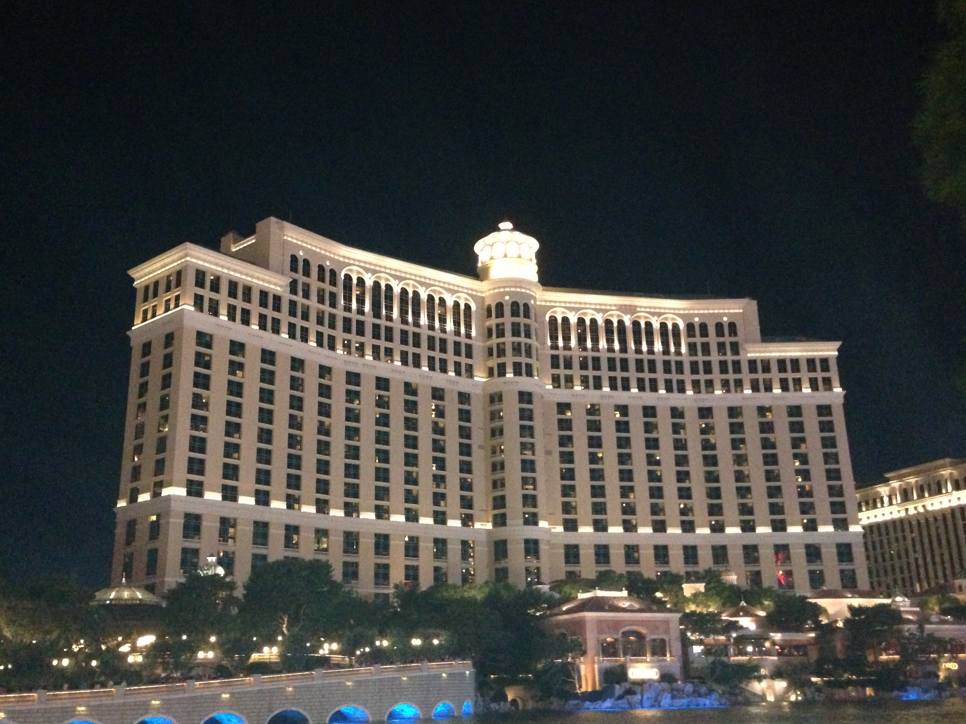 Five Things I Loved About Vegas