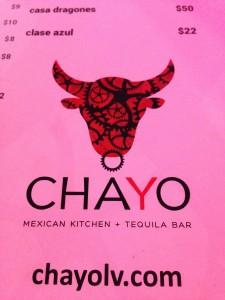 Chayo Las Vegas