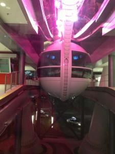 High Roller Pod Pink Vegas