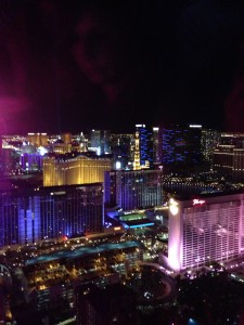 Vegas from High Roller