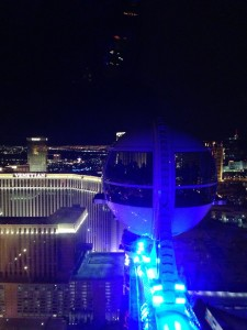 High Roller Pod Blue Vegas