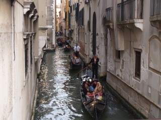 The Venice Saga:  A trip down Gondola lane