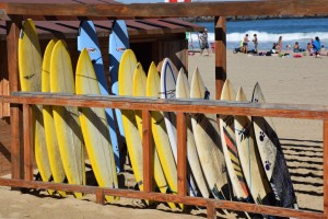 San Sebastian Surfboard