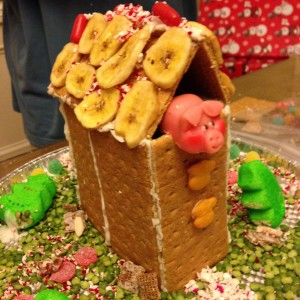 Chopped Gingerbread Edition House 4
