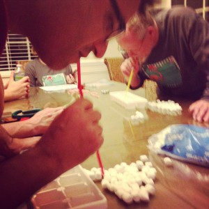 Minute to Win It Marshmallows