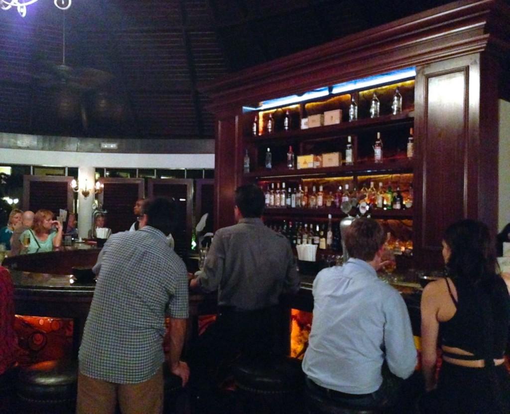 Secrets Jamaica Bar