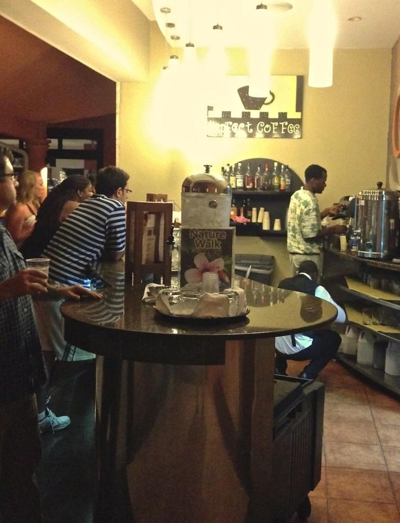 Secrets Jamaica Coffee Counter