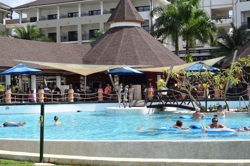 Secrets Wild Orchid Pool Bar