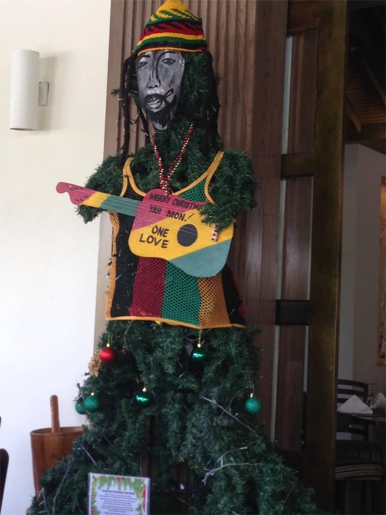 Secrets Jamaica Rasta Man