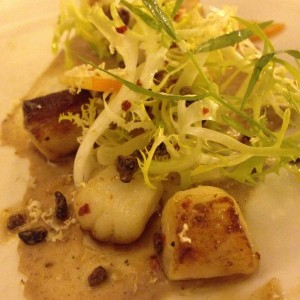 Chicago Blackbird Scallops