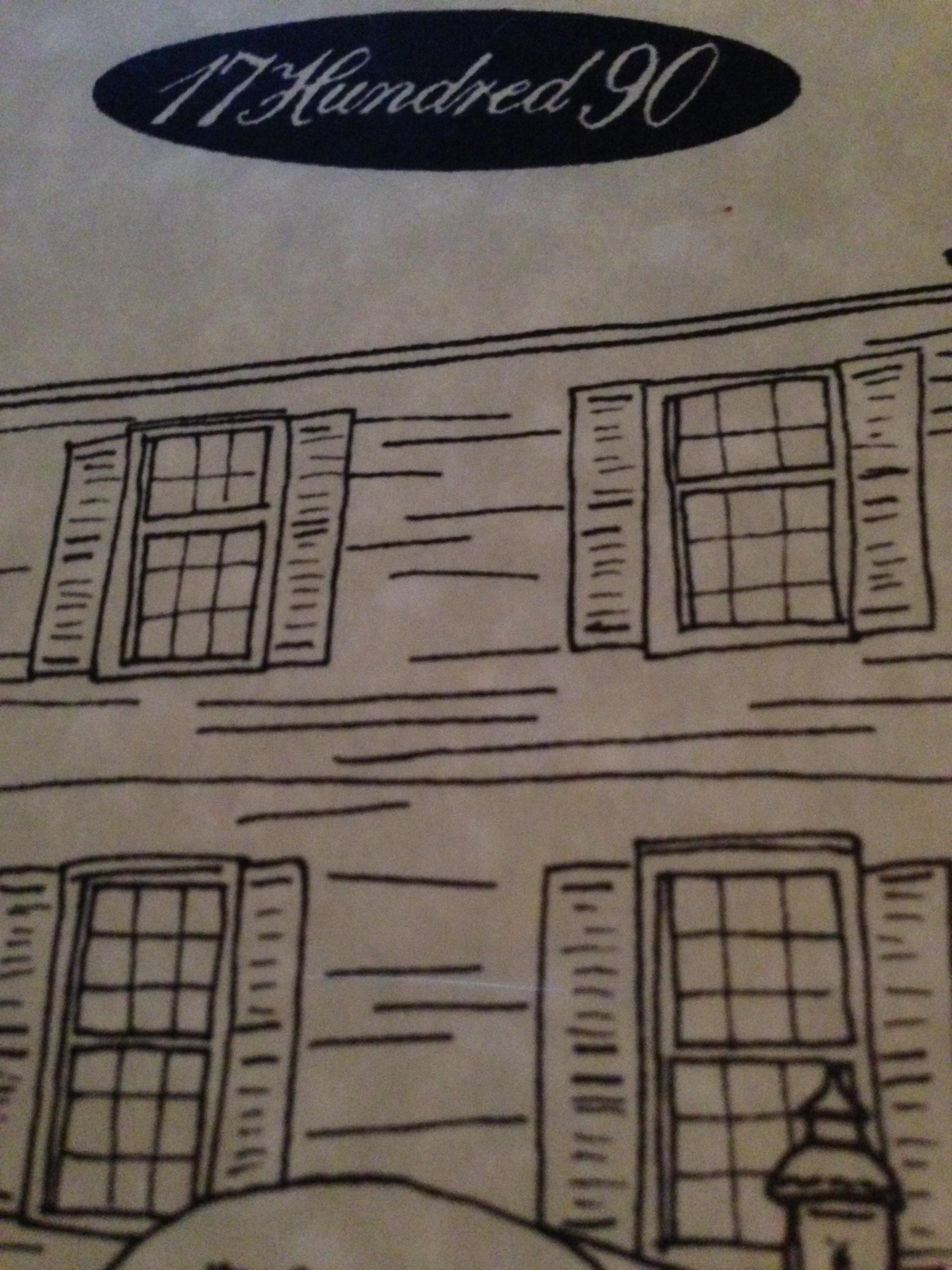 17Hundred90 Inn Restaurant – Savannah