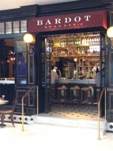 Bardot Brasserie Vegas