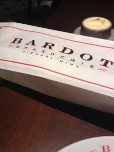 Bardot Brasserie Vegas Baguette