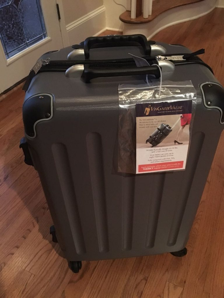 VinGardeValise Case