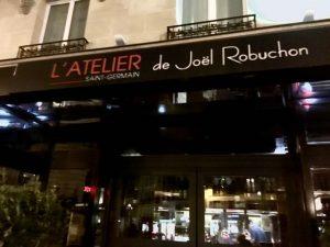 L'Atelier Robuchon