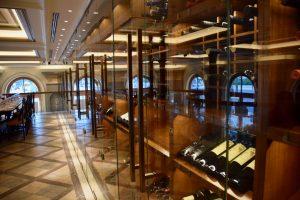 Grande Bretagne Wine Library