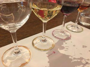 Grande Bretagne Wine Tasting