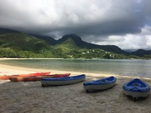 Seychelles Boats