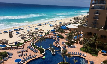 Toes in the Sand at Ritz Carlton Cancun