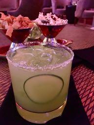 Ritz Cancun Margarita