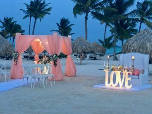 Secrets Cap Cana Wedding