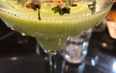 Ritz Carlton's Avocado Margarita