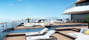 Ritz Yacht Deck