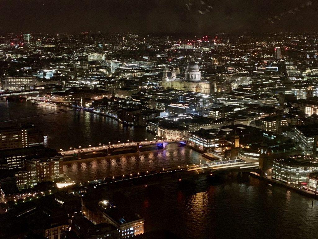 Shangri La London
