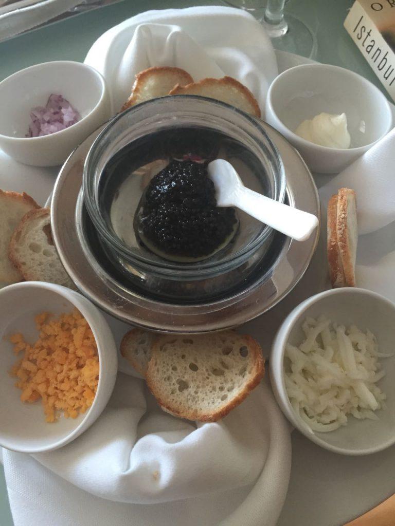 Seabourn Caviar