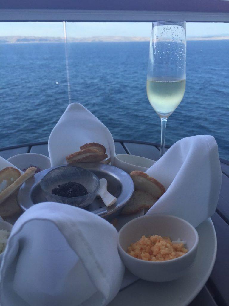 Seabourn Champagne