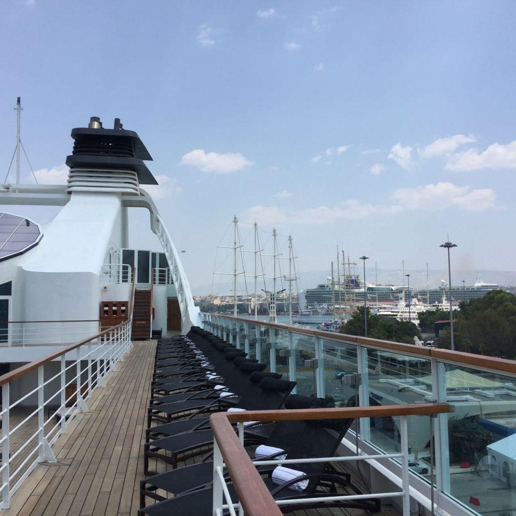 Seabourn Deck