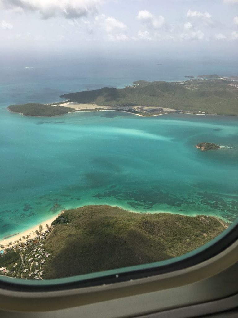 Antigua by Air