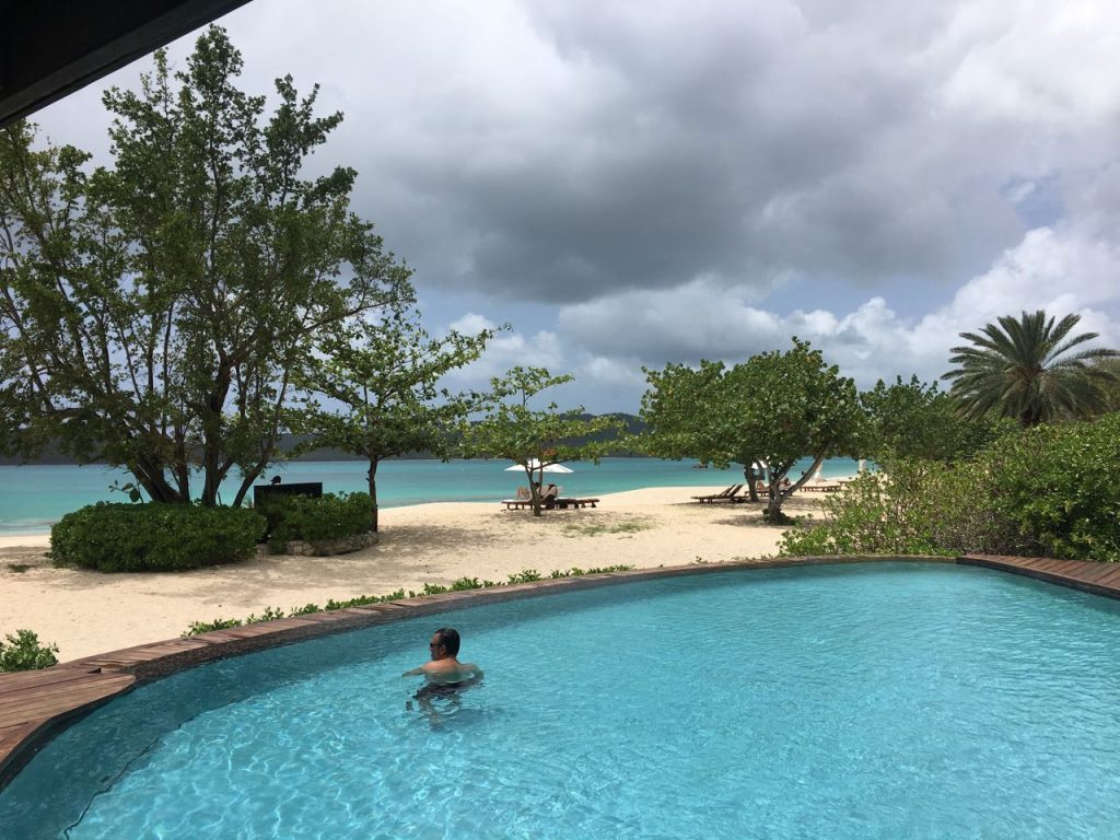 Hermitage Bay Pool