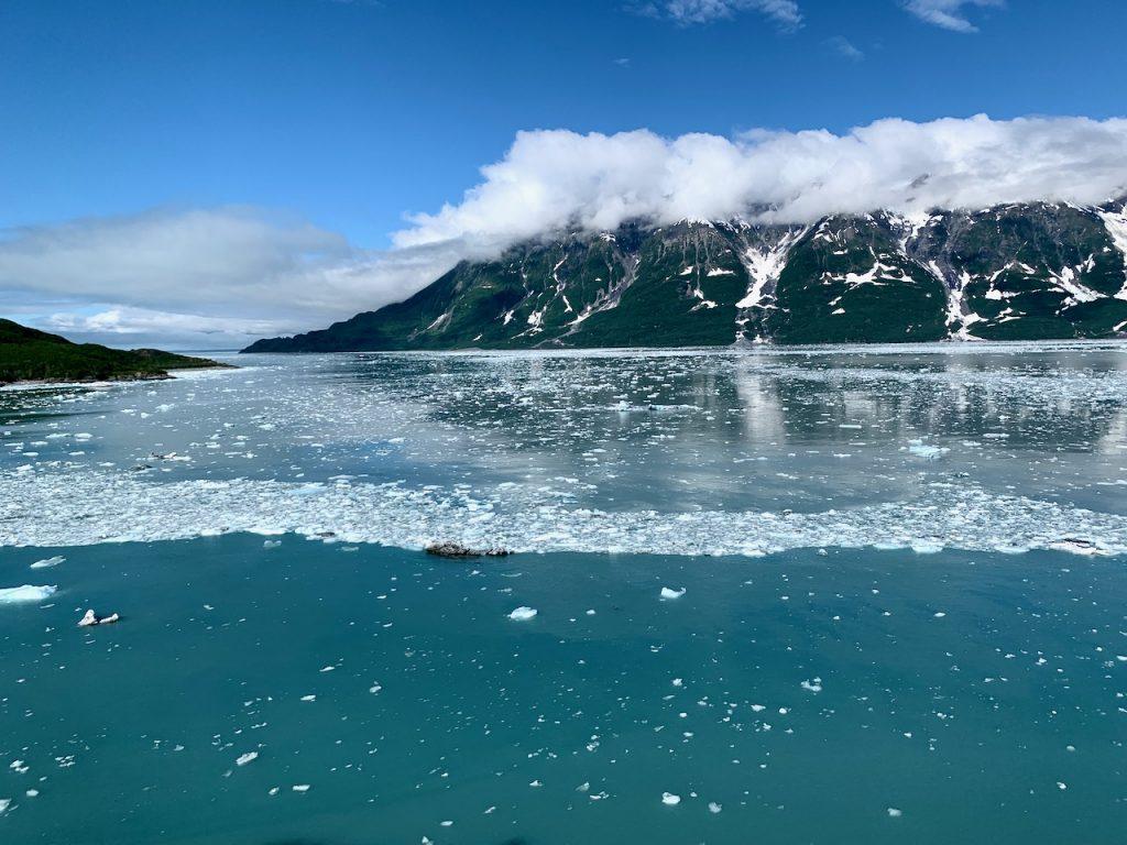 Glacier Bay Water
