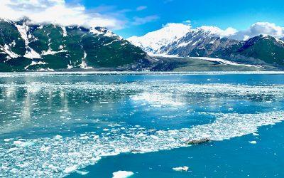 Armchair Traveler: Floating in Glacier Bay, Alaska