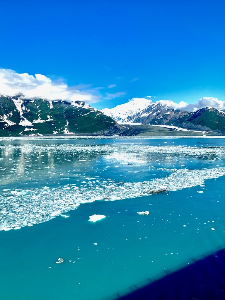 Glacier Bay Green Mountains