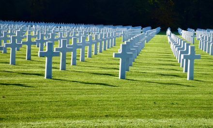 The American cemetery in Luxembourg