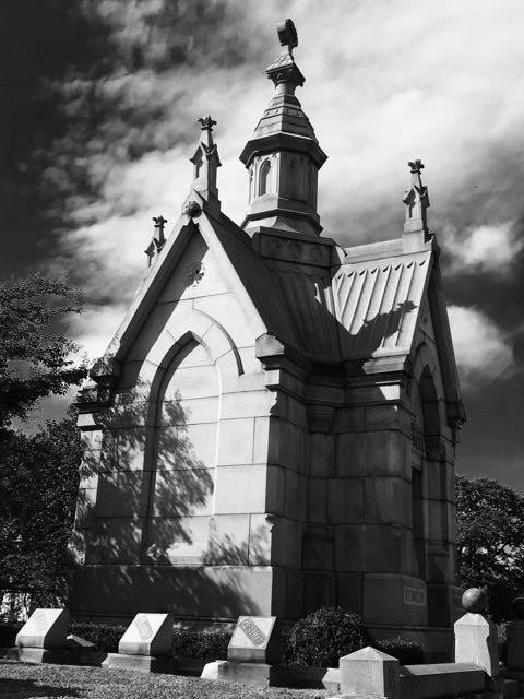 Haunted Oakland Cemetery, Atlanta